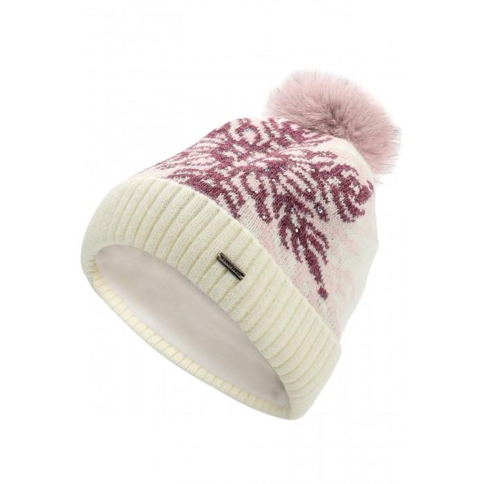 Finn Flare Kids Шапка для девочки KW16-71112Шапка для девочки KW16-71112Finn Flare Kids Шапка для девочки KW16-71112  Стильная детская шапка Finn Flare дополнит наряд ребенка и не позволит замерзнуть в холодное время года. Шапка выполнена из высококачественной пряжи, что позволяет ей великолепно сохранять тепло и обеспечивает высокую эластичность и удобство посадки. Такая шапка станет модным и стильным дополнением детского гардероба.   Состав:  - Основной материал: 70% акрил, 30% шерсть - Подкладка: 100% полиэстер - Мех: 100% песец  Уход: Машинная стирка в щадящем режиме при максимальной температуре 30°C.  Финский бренд Finn Flare предлагает широкий ассортимент качественной продукции. Модные брендовые вещи являются уникальным предложением для тех, кто предпочитает комфорт и обладает хорошим вкусом. Финская компания уже более полувека создает оригинальные и стильные линейки одежды, обуви и аксессуаров.<br>