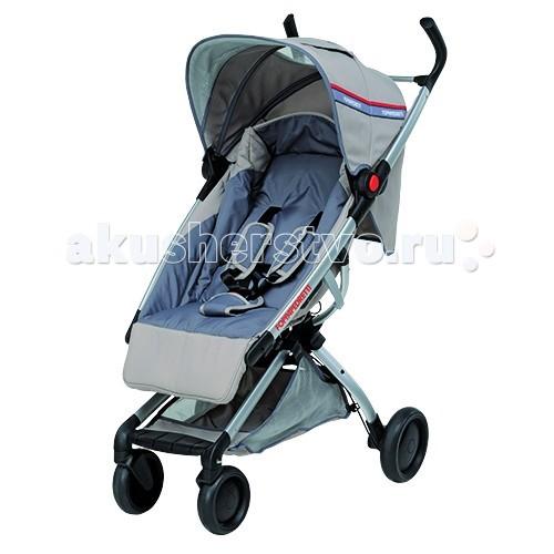 Прогулочная коляска Foppapedretti FoldingFoldingПрогулочная коляска Foppapedretti Folding - мобильная компактная коляска с просторным посадочным местом. Она легко складывается, коляску удобно переносить, что позволяет взять ее с собой в поезду.   В козырьке есть окошко, через которое так удобно наблюдать за малышом. Для комфорта маленького пассажира спинка имеет несколько положений.   Несмотря на размеры коляски, у нее вместительная корзина, куда поместятся покупки или игрушки весом до 5 кг.   Особенности: передние колеса плавающие с блокировкой эргономичные ручки непромокаемый капюшон с окошком  регулируемая спинка и подножка  боковая защита тормоз на задних колесах вместительная корзинка соответствует Европейским нормам : EN 1888:2003.  В комплекте дождевик.<br>