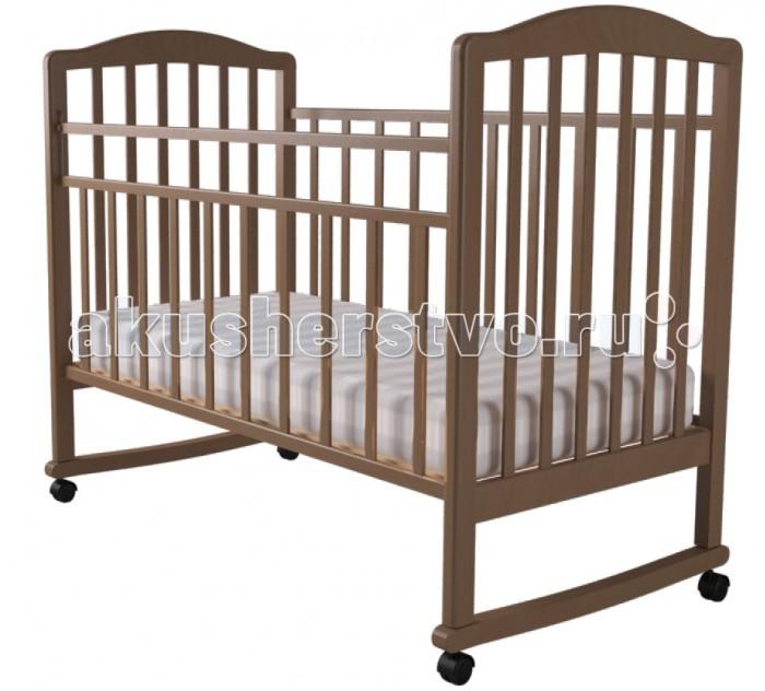 Детская кроватка Forest Malva качалкаMalva качалкаДетская кроватка Forest Malva качалка, выполненная в классическом дизайне, прекрасно подойдет для любой спальни.  Кроватка оснащена полозьями качания, обеспечивающими мягкие и плавные движения кроватки.  Регулируемое в двух положениях дно кроватки позволяет малышу проводить своё время с максимальным комфортом и является очень удобным для использования родителями.   Особенности: Кроватка изготовлена из высококачественного массива березы Реечное дно  Отсутствие острых углов и деталей Два положения ложа в кроватке для малыша до 3-х лет  Безопасная конструкция  Размер спального места 120х60 Проста в сборке<br>