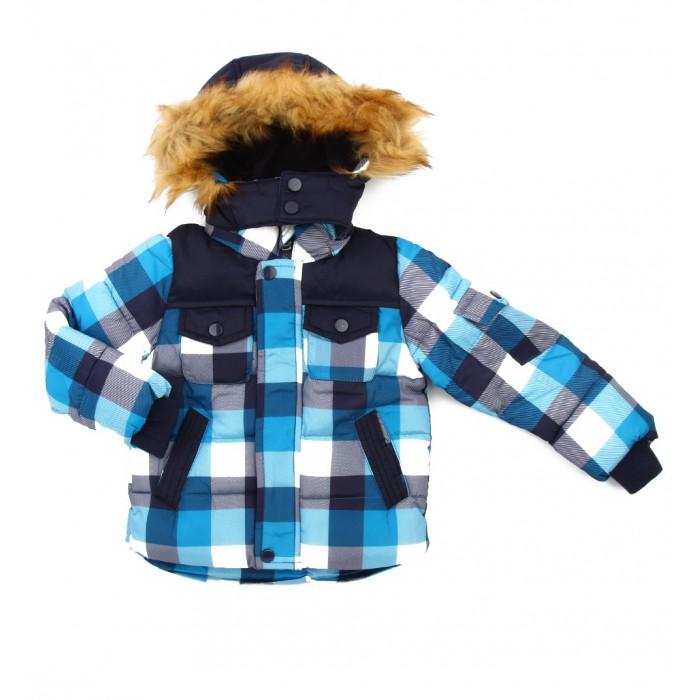 Fun Time Куртка TBBF1634Куртка TBBF1634Fun Time Куртка  Удобная и теплая демисезонная куртка для мальчиков.   Куртка на молнии с капюшоном. Предусмотрена для температуры от +10С до 0С<br>