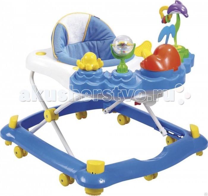 Ходунки Geoby XB20CXB20CОчаровательные ходунки XB20C от Geoby обязательно понравятся Вам и Вашему малышу!  Особенности: - Вес - 6,1 кг; - Объём упаковки - 0,084 м3;  - Высота/ширина/длина - 64/63/70 см; - Регулируются по высоте (3 уровня высоты);  - Столик с развивающими музыкальными игрушками;  - Вращающиеся колесики, оснащены стопором;  - Сиденье вращается на 360&#186;<br>