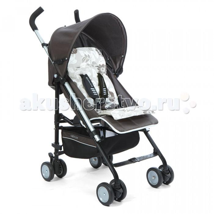 Коляска-трость Gesslein S5 2+4 SportS5 2+4 SportПрогулочная коляска S5 от Gesslein обеспечит Вас и Вашего малыша комфортом и безопасностью – она сочетает в себе городскую маневренность и функционал повседневного использования.  Вы можете начать использовать коляску S5 как только Ваш малыш научится сидеть. Легкая алюминиевая рама очень прочна и может полностью складываться в трость. Благодаря двум поворотным колесам спереди Вы можете легко маневрировать даже на узких улочках. В зависимости от обстоятельств Вы можете заблокировать колеса.  Спинка сиденья имеет несколько положений наклона, что позволит Вашему малышу уютно уснуть в коляске. Регулируемый увеличивающийся капор защищает Вашего малыша от ветра и плохой погоды, оборудован смотровым окном для контроля за малышом. Вместительная корзина для похода по магазинам и для других полезных принадлежностей.  Мягкие пятиточечные ремни безопасности и съемный/разъемный бампер оберегают Ваше маленькое чадо от падений и резкого вставания. Съемный/разъемный бампер, в свою очередь, также обеспечивает легкий доступ малыша в коляску.  Характеристики: Алюминиевая рама Передние поворотные колеса с блокировкой Несколько позиций регулировки спинки сиденья Увеличивающийся капор для защиты от ветра и непогоды со смотровым окном Мягкий 5-ти точечный ремень безопасности Корзина для покупок и мелочей Съемный/разъемный бампер в комплекте Компактный размер в сложенном виде и легкий вес Наклонная поверхность: 88 x 32 см Спинка сиденья: 49 см Высота сиденья: 63 см Высота родительской ручки: 108 см Размер в сложенном виде: 28 x 20 x 99 см Вес: 6.8 кг Ширина рамы: 51 см<br>