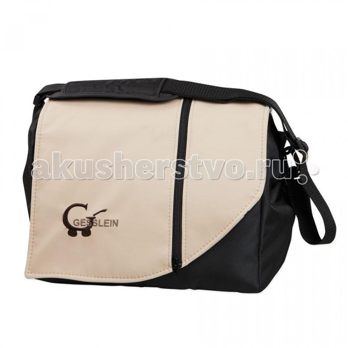 Gesslein Сумка №3Сумка №3Сумка для подгузников Gesslein имеет размеры 39 х 32 х 14 см, чем обеспечивает много места для хранения необходимых детский вещей. Вы можете также расширить ее в глубину на 20 см.  Вы можете также прикрепить сумку на коляску или носить ее на плече на мягком снимаемом ремне.  Отдельный внутренний мешок и многочисленные отделения являются идеальным решением для важных вещей, которые не должны промокнуть. Изолирующая сумочка, которую можно отдельно прикрепить к коляске, удерживает бутылку или горячий напиток дольше теплыми.  Ковриком для смены подгузника Вы можете использовать как подстилку во время пикника или в песочнице.  Корпус сумки для подгузников Gesslein черный с цветными вставками, которые соответствуют всем расцветкам коллекции колясок.  Описание товара: Регулируемые ремни с удобным мягким наполнением Съемный плечевой ремень Быстрое крепление к коляске Возможность расширения в глубину до примерно 20 см Отдельный внутренний мешок для вещей, которые не должны промокнуть, например, сменная одежда, паспорт, медицинская карта и т.д. Внутренний карман съемный и водонепроницаемый с обеих сторон Отдельные сумочки для пустышек, наличных и т.п. Специальный зажим для крепления небольшой сумочки  Изолирующая сумочка для бутылок и напитков, которую можно прикрепить к коляске Многочисленные отделения Коврик для смены подгузника можно использовать также как подстилку на пикнике или в песочнице Размеры: 39 x 32 x 14 см<br>