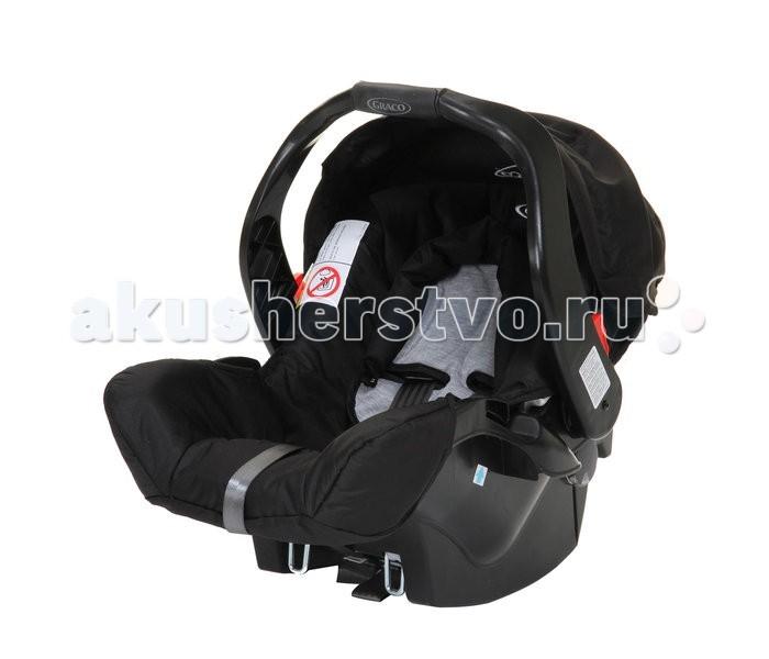Автокресло Graco Junior Baby Sport LuxeJunior Baby Sport LuxeКомфортабельное автокресло для новорожденных Junior Baby обеспечит абсолютную безопасность благодаря высоким и широким боковинам с мягкой набивкой. Прочные ремни, которые можно отрегулировать по длине, надежно закрепят положение малыша, в то время как родители могут спокойно вести машину. Изделие оснащено индикатором, который определяет правильность установки.  Кресло изготовлено из прочного пластика, а в качестве каркаса производитель использовал металл. У него есть ручка для удобного переноса, а также съемный капюшон, который защитит ребенка от прямых солнечных лучей или непогоды. Оно совместимо с многими прогулочными колясками, в частности Graco Evo, Graco Evo XT и Metro, Graco Evo Avant, Blox, FastAction Fold Sport, Mirage, Mosaic, Quattro Tour Duo, Stadium Duo.  Особенности: благодаря установке на основание Junior Baby исключается риск неправильного крепления индикатор наклона для подтверждения правильного размещения (показывает правильное и безопасное размещение малыша) надежная ручка для переноски: 2 кнопки управления быстрая регулировка крепления мягкая накладка на ручке съёмный чехол подушка с мягкой прокладкой для новорожденного<br>