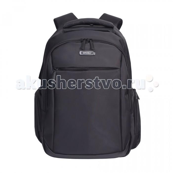 Grizzly Рюкзак RU-700-4Рюкзак RU-700-4Grizzly Рюкзак RU-700-4 выполнен из очень легкой, эластичной ткани высокой прочности. Она устойчива к износу, хорошо стирается и быстро сохнет, сохраняя свою форму.  Особенности: рюкзак молодежный два отделения карман на молнии на передней стенке объемные боковые карманы на молнии  внутренний карман на молнии внутренний составной пенал-органайзер  внутренний укрепленный карман для ноутбука  анатомическая спинка мягкая укрепленная ручка нагрудная стяжка-фиксатор.<br>
