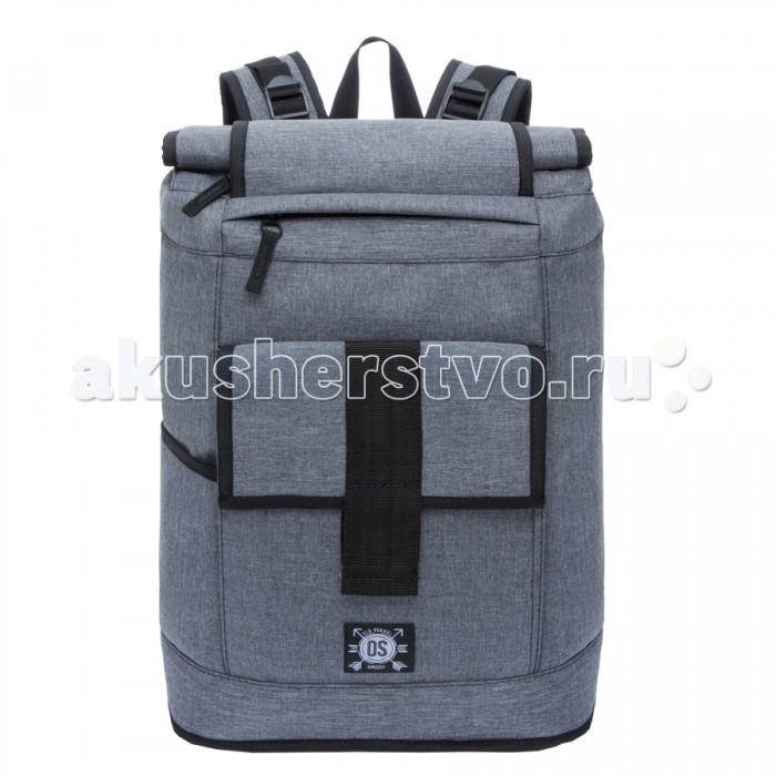 Grizzly Рюкзак RU-702-2Рюкзак RU-702-2Grizzly Рюкзак RU-702-2 молодежный.  Особенности: вставка-трансформер для увеличения объема рюкзака,  одно отделение,  клапан на липучках,  карман на передней стенке,  боковой карман,  внутренний карман на молнии,  внутренний укрепленный карман для ноутбука,  укрепленная спинка,  карман быстрого доступа в верхней части рюкзака,  карман быстрого сбоку,  дополнительная ручка-петля,  укрепленные лямки с возможностью регулировки размера под рост  Размеры: 30х46(59)х16 см<br>