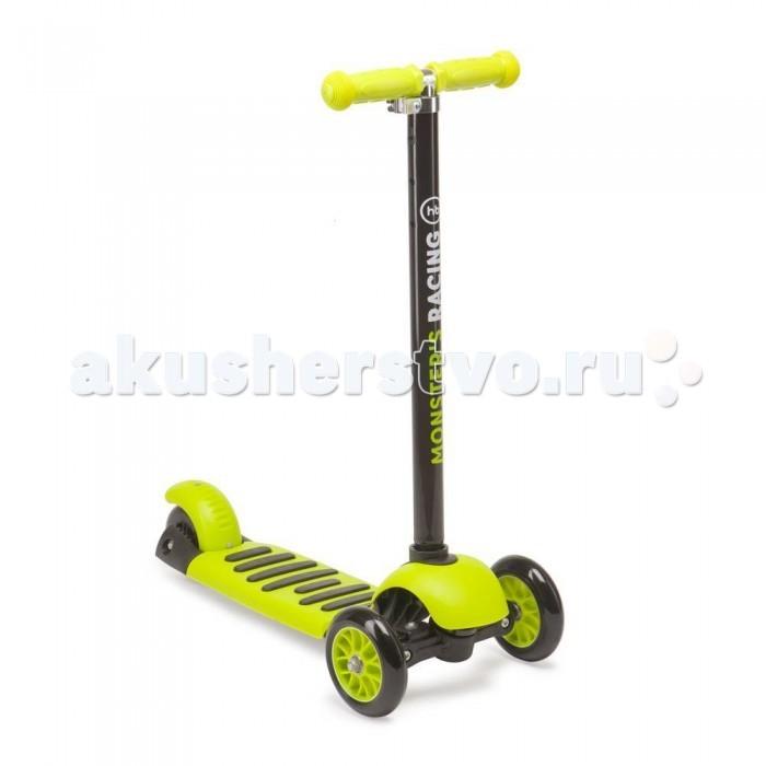 Трехколесный самокат Happy Baby 2 в 1 Duo2 в 1 DuoHappy Baby Самокат 2 в 1 Duo уникален тем, что его можно использовать, адаптировав под возраст и нужды ребёнка. Когда малышу исполнится 1 год, его уже можно возить, посадив за руль и давая возможность привыкнуть к транспорту. В процессе катания ребёнок может учиться самостоятельно отталкиваться ножками, чтобы потом кататься самому, словно на велосипеде. Когда малыш немного подрастёт, можно трансформировать каталку в самокат и смотреть, как Ваш малыш радуется самостоятельному полноценному катанию.  Особенности: Самокат и каталка 2 в 1 Удобные сиденье и спинка Регулируемая ручка/руль Гибкая подвеска Стильный дизайн Каталка: Возраст ребенка: от 1 года Вес ребенка: до 20 кг Высота ручки: регулируется от 85 до 108 см Высота сиденья: 28 см Высота руля: 40 см Вес: 4,1 кг Самокат: Возраст ребенка: от 3 лет Вес ребенка: до 50 кг Высота руля: регулируется от 67 до 90 см Колеса: передние - 120 мм, заднее - 80 мм Указания по применению: Инструкция по сборке находится внутри. Для чистки самоката можно использовать влажную тряпку.  Товар сертифицирован:ТС RU С-CN.АГ03.А.14764<br>
