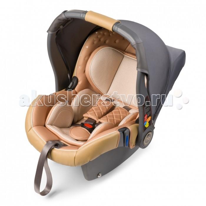 Автокресло Happy Baby Gelios V2Gelios V2Автокресло Happy Baby Gelios V2  Данная модель обладает всеми необходимыми функциями для обеспечения безопасности: пятиточечными ремнями безопасности, боковой защитой и прочным корпусом.   Индикатор горизонтального положения поможет правильно установить автокресло-переноску в машине. Комфорт в дороге обеспечивает вкладыш для новорожденного, солнцезащитный козырек и чехол на ножки. Благодаря полукруглому основанию удобно укачивать малыша, в качестве ограничителя качания можно использовать ручку переноски, опустив ее вниз до упора. Мягкий дышащий вкладыш стоек к истиранию, прекрасно держит форму при сминании. Чехол прост в уходе, при необходимости легко снимается для чистки.   Особенности: Трикотажный тент от солнца Полукруглое дно позволяет использовать как качалку Ручка-переноска может использоваться как ограничитель качания Защита от боковых ударов Фиксатор натяжения ремня Съемный чехол Мягкий вкладыш-матрасик Подголовник регулируется по высоте, 6 положений Ткань отлично держит форму, отличается особым блеском и мягкостью В комплекте: чехол на ножки, трикотажный тент  Тканые материалы: 100 % полиэстер, 100% полиуретан Ширина посадочного места с вкладкой/без вкладки: 21/24 см Длина спального места с вкладкой/без вкладки: 73/76 см<br>