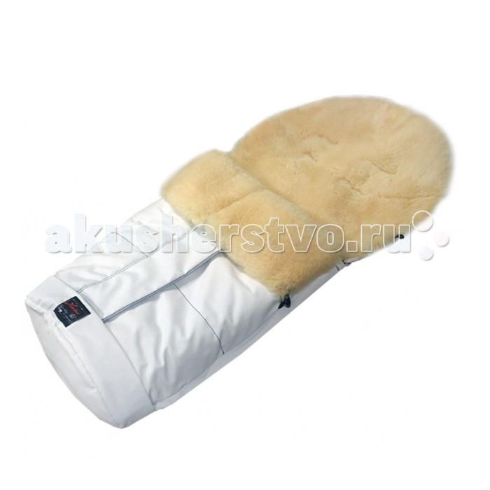 Зимний конверт Hartan в коляскув коляскуЗимний конверт Hartan в коляску на ножки из натуральной овечьей шерсти.   Особенности: Полностью расстегивается (благодаря удобной молнии по периметру), что значительно облегчает процесс укладывания малыша в конверт. Имеет разъемы для 5-точечных ремней безопасности. Такое крепление в коляске обеспечит дополнительную поддержку и безопасность для ребенка. Щадящее дубление контролируется на всех этапах и гарантирует отсутствие вредных веществ. Верхняя часть съемная; нижнюю часть можно использовать как подстилку на сиденье. Теплый, уютный и стильный - он не даст Вашему малышу замерзнуть.<br>