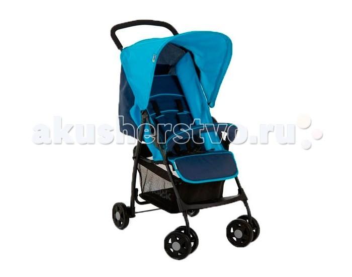 Прогулочная коляска Hauck SportSportПрогулочная коляска Sport - это стильная спортивная удобная коляска. Плавающие сдвоенные передние колеса обеспечивают великолепную маневренность при движении. Складывается книжкой. Внизу расположена вместительная корзина для детских вещей или продуктов. Эксклюзивный дизайн и несравненное немецкое качество говорят сами за себя. Приобретая данный товар, вы гарантированно останетесь довольны покупкой.     Особенности: Тканевые части можно стирать в щадящем режиме при температуре 30 градусов Пятиточечный ремень безопасности Съемный поручень Регулируемый наклон спинки на клипсе от 101 до 151 градусов Регулируемая по высоте подножка в 2-х положениях Солнцезащитный козырек со смотровым окошком Нерегулируемая ручка Вместительная корзина для покупок Задние колеса снабжены центральным тормозом Передние колеса вращаются на 360 градусов с возможностью фиксации Прочное алюминиевое шасси Все материалы являются экологически чистыми и безвредными для кожи малыша, соответствуют международным требованиям безопасности Съемный чехол сидения, стирается t 30°  Характеристики: Размеры коляски в разложенном виде: 80 x 44 x 100 см Размеры коляски в сложенном виде: 84 х 44 х 20 см Длина лежачего места: 72 см Ширина сидения: 31 см Диаметр колес: 14.5 см Вес: 6 кг  В комплекте: Солнцезащитный козырек Корзина для покупок, из ткани<br>