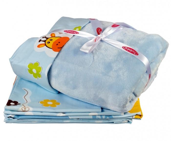 Постельное белье Hobby Home Collection С покрывалом Puffy 100х150 см