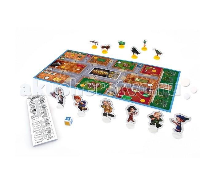 Настольные игры Hasbro Games Моя первая игра Клуэдо hasbro hasbro games игра мое первое клуэдо
