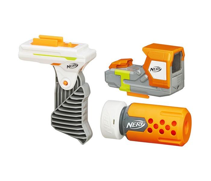 Игрушечное оружие Nerf Hasbro Модулус сет 2: Специальный агент hasbro nerf n strike elite xd modulus b1538