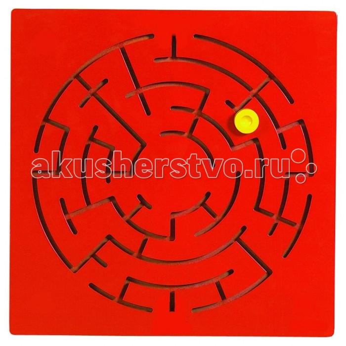 Деревянная игрушка Beleduc Настенный игровой элемент Лабиринт