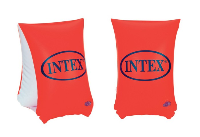 Круги и нарукавники для плавания Intex Нарукавники 30х15 см  круги и нарукавники для плавания happy baby нарукавники для плавания