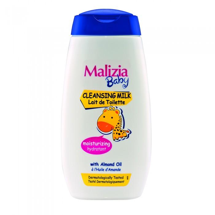 Косметика для новорожденных Malizia Молочко очищающее Baby 300 мл premium молочко очищающее мягкого действия 325 мл professional