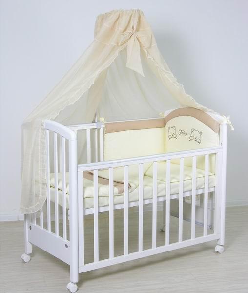 Комплекты в кроватку Fairy хлопок (7 предметов) комплекты в кроватку fairy жирафик 120х60 7 предметов