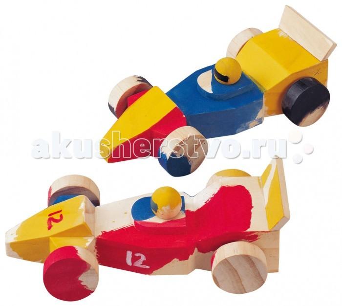 Заготовки под роспись Balbi Набор Сделай Сам Автомобиль KD-027 набор для раскрашивания игрушки home queen сделай сам цыпленок