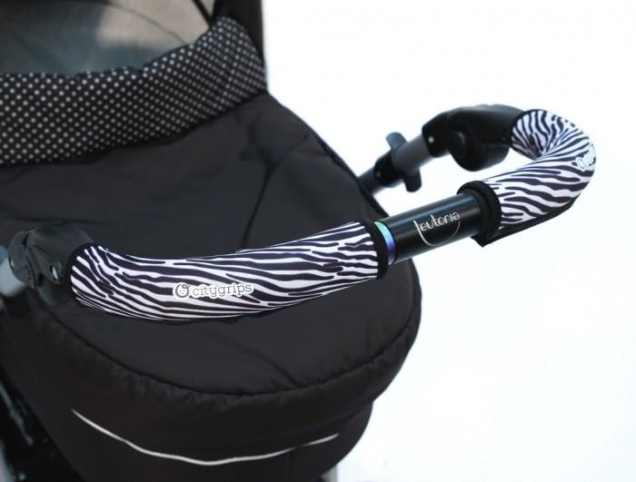 Choopie CityGrips (Сити Грипс) на ручки для коляски-трости 367/4226 polka-dot navy