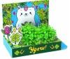 Happy Plant Живая открытка Удачи