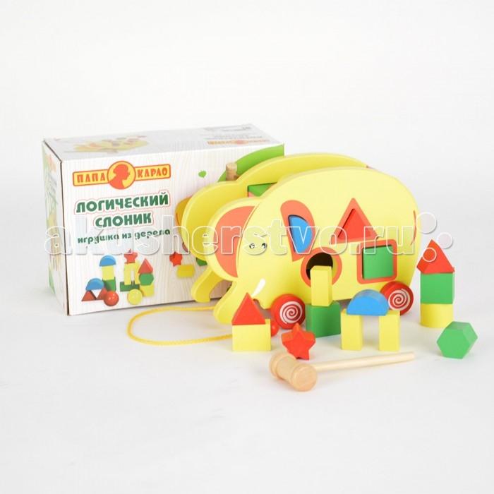 Каталки-игрушки Папа Карло Каталка 9458R