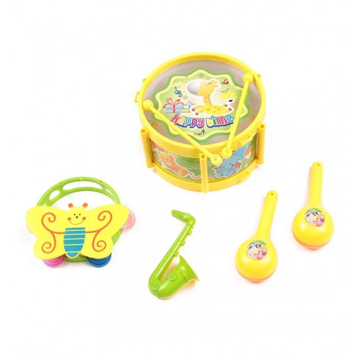 Музыкальные игрушки S+S Toys Набор музыкальных инструментов  набор доктора s s toys ej14672r сумочка