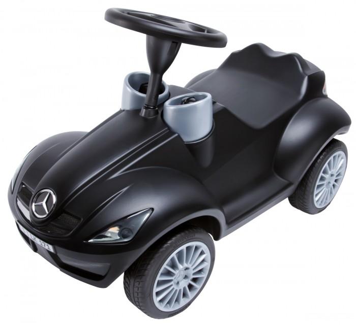Каталка BIG Bobby-BenzBobby-BenzКаталка BIG Bobby-Benz - это стильный гоночный Мерседес для Вашего малыша!   Руль со звуковым сигналом, прочный, стильный пластиковый корпус, встроенные спидометр и тахометр. Эта машинка - мечта для юного гонщика!  Основные характеристики:  мягкие прорезиненные колеса не будут греметь на дороге и дома  эргономичная форма машинки даст ребенку возможность чувствовать себе комфортно во время езды  подставка, куда можно поставить ноги после разгона  руль особой формы - широкий, нескользящее покрытие<br>