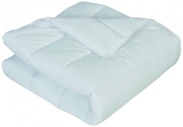 Одеяло Candide с холлофайбером 100x140 смс холлофайбером 100x140 смCandide Одеяло с холлофайбером 100x140 см 230003  Одеяло с холофайбером, размер детский 100x140 см. Плюсы и свойства Холлофайбера: гипоаллергенен; экологически безопасен, нетоксичен и рекомендован для использования в продукции для новорожденных в прямом соприкосновении с кожей, благодаря вертикальному расположению и спиральной форме волокон обладает прекрасной устойчивостью к циклическим деформациям различного рода, то есть держит форму и обладает низкой остаточной деформацией; износостоек, поддерживает свои характеристики на протяжении всей жизни изделия, в котором он есть; - не впитывает влагу и запахи (не гигроскопичен); благодаря полому волокну более легкий и лучше держит температуру.  Размер: 100х140 см.<br>