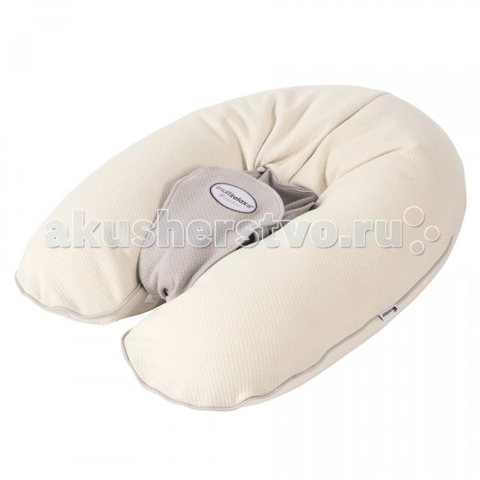 Candide Подушка для кормления 3 в 1 Multirelax+ Polycotton 684097Подушка для кормления 3 в 1 Multirelax+ Polycotton 684097Candide Подушка для кормления 3 в 1 Multirelax+ Polycotton Молочный с бежевым 684097  Подушка для беременных. Подушка для кормления. Меняя форму, превращается в подушку для релаксации ребенка. Ремни безопасности обеспечивают ребенку комфорт и безопасность. Съемный чехол.  Наполнитель - микрошарики.  Состав: полиэстер, хлопок.<br>