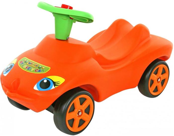Каталка Wader Мой любимый автомобиль  - купить со скидкой