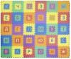 Игровой коврик FunKids Алфавит-1 KB-007R