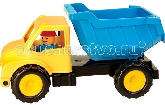 Машины Battat Грузовик-самосвал грузовик самосвал battat 68023
