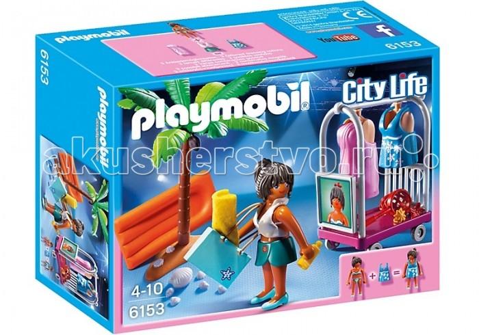Конструкторы Playmobil Фэшн и Стиль: Пляжная фотосессия
