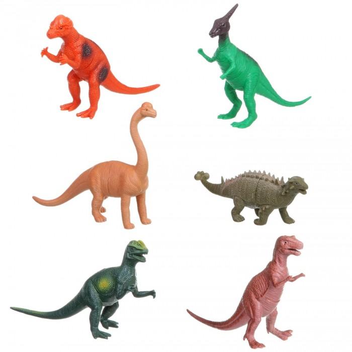 Игровые фигурки Bondibon Ребятам о Зверятах Динозавр 10-13 дюймов 1 шт. bondibon набор животных ребятам о зверятах дикие животные 5 дюймов 6 шт