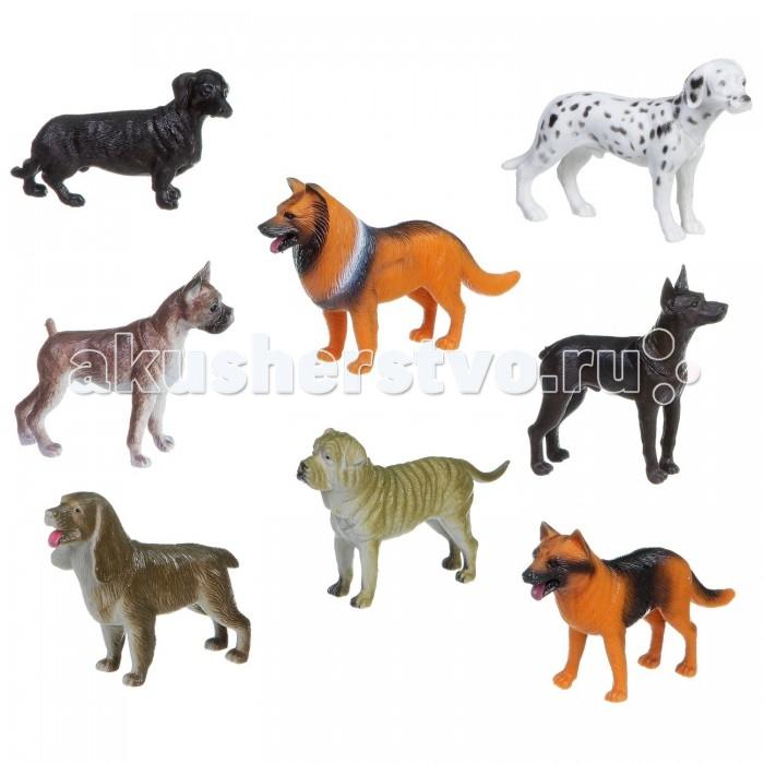 Игровые фигурки Bondibon Ребятам о Зверятах Собака 5 дюймов bondibon набор животных ребятам о зверятах дикие животные 5 дюймов 6 шт