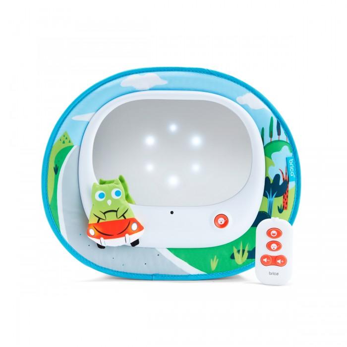 Munchkin Волшебное зеркало контроля за ребёнком в автомобилеВолшебное зеркало контроля за ребёнком в автомобилеMunchkin Волшебное зеркало контроля за ребёнком в автомобиле – это просто находка для длительных поездок и путешествий.  Особенности:  режим 1: развлекательный режим 2: успокаивающий зеркало имеет особенную волшебную подсветку, которая развлекает малыша в пути 24 минуты веселых или успокаивающих мелодий подсветка рамки зеркала мягкая безопасная текстильная рамка без острых углов  На протяжении более 25 лет американская компания Munchkin работает над тем, чтобы избавить мир от надоевших прозаических товаров и облегчить жизнь каждого родителя, предлагая инновационные решения для ухода за малышом. Munchkin знает, что именно небольшие детали в жизни родителей и детей имеют решающее значение - все товары этой марки просты и понятны даже ребенку, при этом они способны превратить обыденные задачи в настоящее удовольствие!<br>