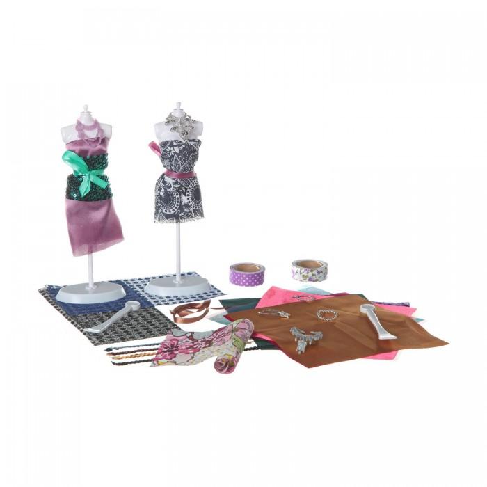 Наборы для творчества Bondibon Набор для творчества Студия дизайна Вечерние платья студия дизайна бальные платья