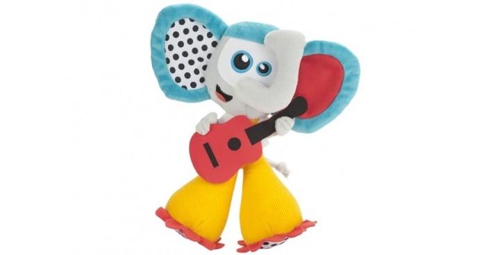 Мягкие игрушки Babymoov Развивающая музыкальная игрушка Слон babymoov