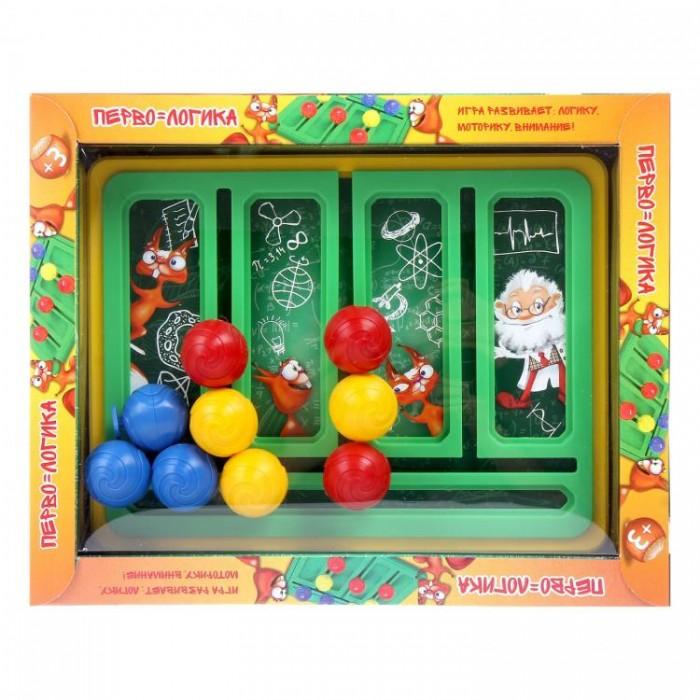 Игры для малышей Биплант Настольная игра Перво-Логика gamer настольная игра первая игра
