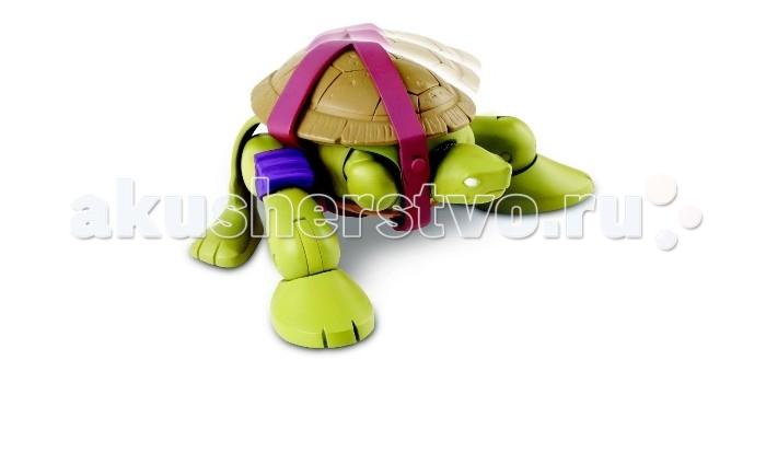 Игровые фигурки Playmates TMNT Фигурка Черепашки-ниндзя 15 см серия Mutation Дон фигурка tmnt черепашки ниндзя 6см донни на санях серия half shell hero