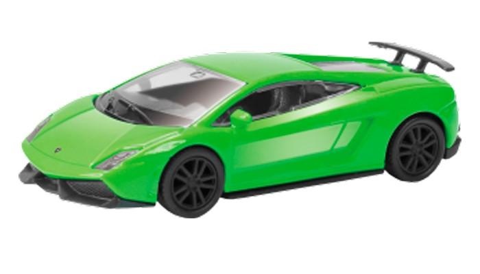Машины RMZ City Металлическая модель М1:64 Lamborghini Gallardo LP570-4 Superleggera 344998 коллекционная модель motormax laмborghini gallardo superleggera цвет черный металлик масштаб 1 24