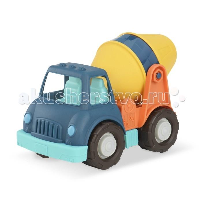 Машины Battat Грузовик цементовоз грузовик самосвал battat 68023