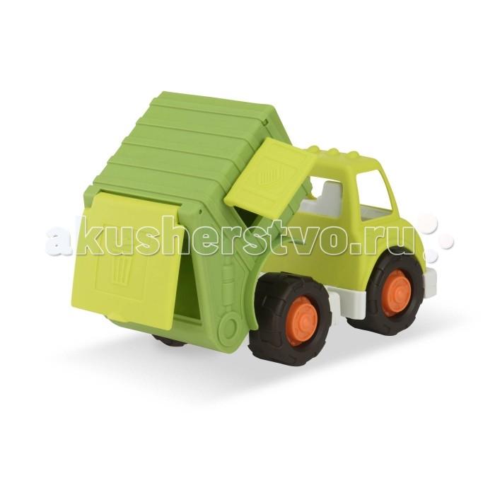 Машины Battat Грузовик мусоровоз грузовик самосвал battat 68023