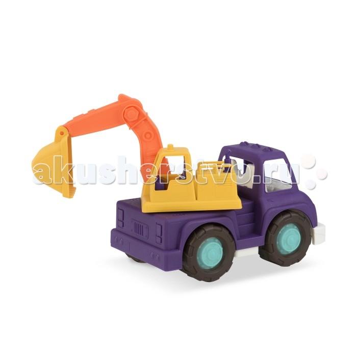 Машины Battat Грузовик экскаватор грузовик самосвал battat 68023