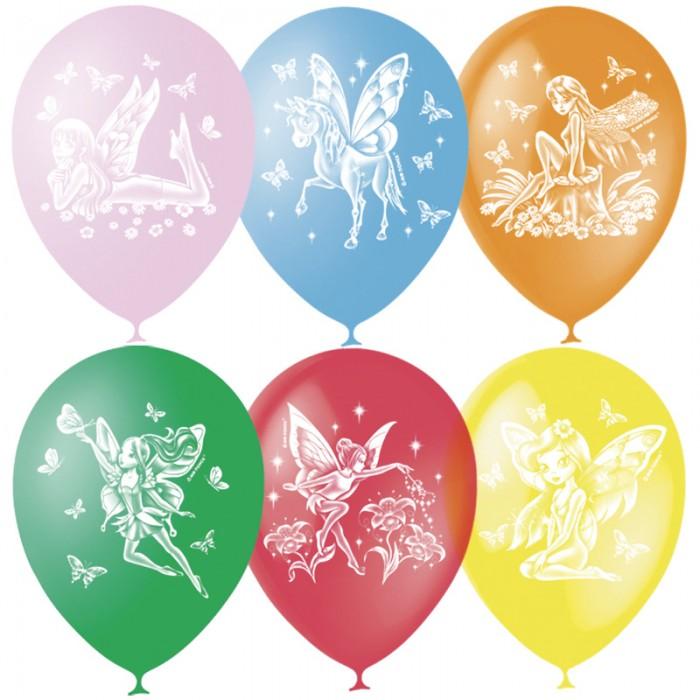 Товары для праздника Поиск Воздушные шары Феи 50 шт. воздушные шары с доставкой от компании воздушные формы скидка до 60%