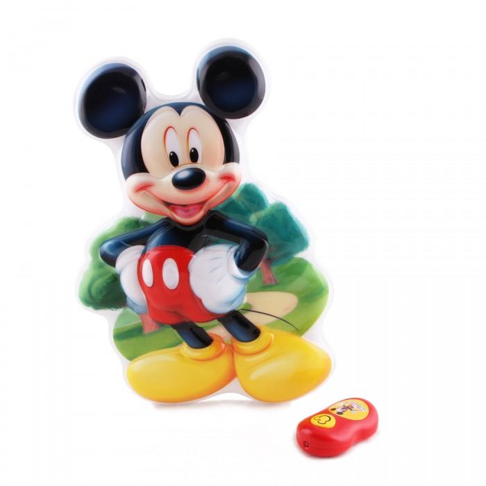 Светильник Uncle Milton Микки Маус In My Room DisneyМикки Маус In My Room DisneyСветильник Микки Маус.   Включите светильник и наблюдайте за тем, как ваш герой оживает.   Он светится и общается с вами. Требуется 3 АА и 2 батареи типа ААА (в комплект не входят). Возраст: 3+<br>