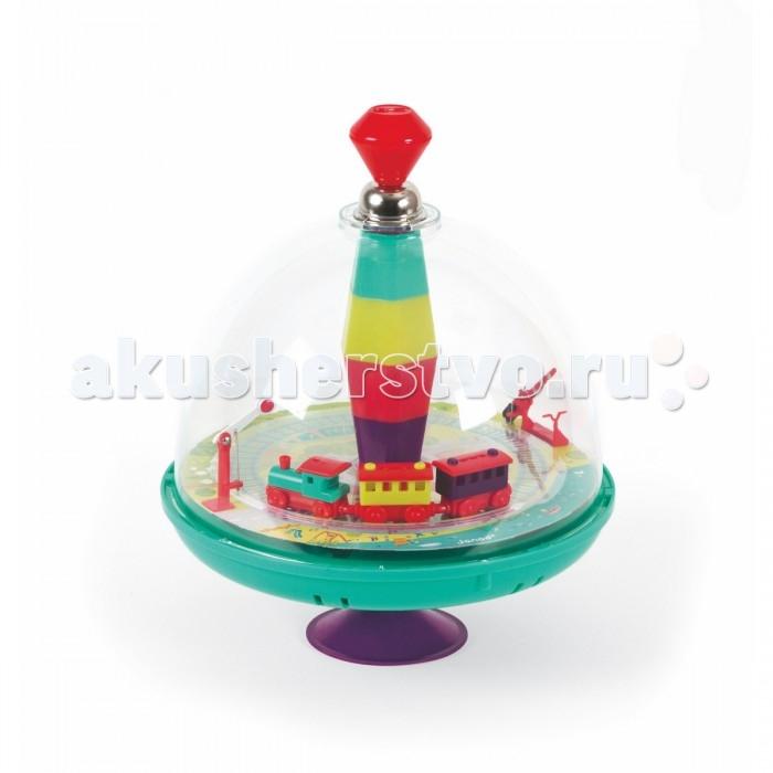 Развивающая игрушка Janod Юла Музыкальный поезд