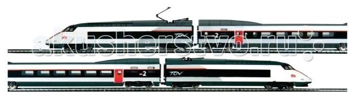 Железные дороги Mehano TGV Tricourant SNCF mehano адаптер с регулятором скорости и направления для железной дороги