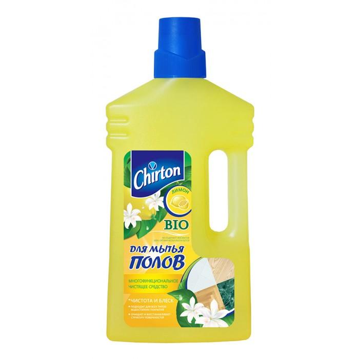 Бытовая химия Chirton Средство для мытья полов Лимон средство чистящее domestos свежесть атлантики универс 24час
