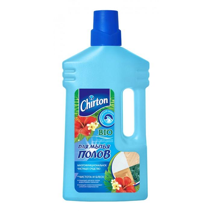 Бытовая химия Chirton Средство для мытья полов Тропический Океан средство чистящее domestos свежесть атлантики универс 24час